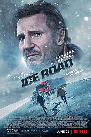 دانلود زیرنویس فیلم 2021 The Ice Road