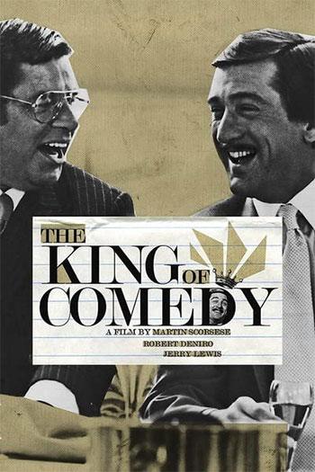دانلود زیرنویس فیلم The King of Comedy 1983