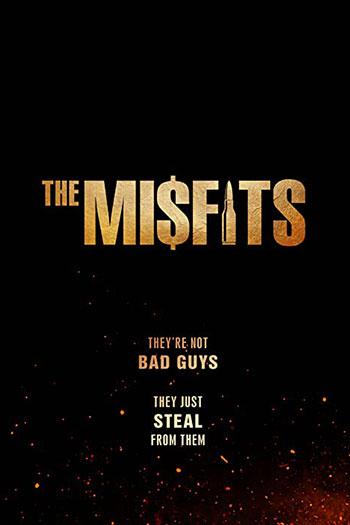 دانلود زیرنویس فیلم The Misfits 2021