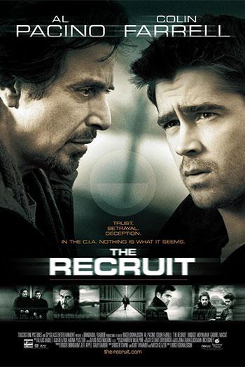 دانلود زیرنویس فیلم The Recruit 2003