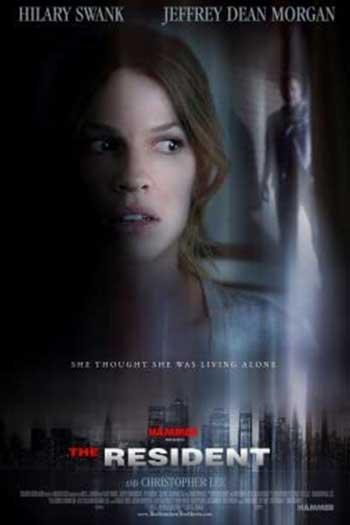 دانلود زیرنویس فیلم The Resident 2011