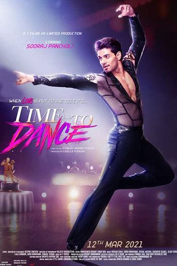 دانلود زیرنویس فیلم Time to Dance 2021