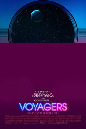 دانلود زیرنویس فیلم Voyagers 2021