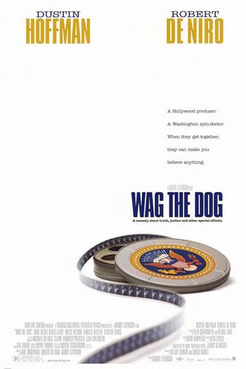 دانلود زیرنویس فیلم Wag the Dog 1997