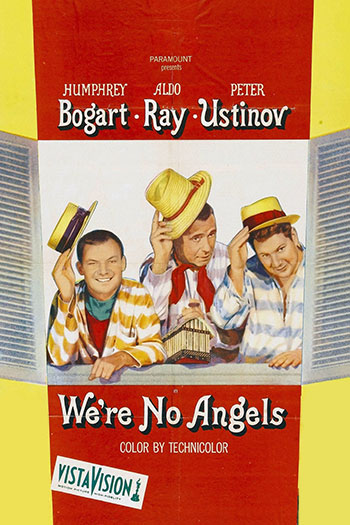 دانلود زیرنویس فیلم We're No Angels 1955