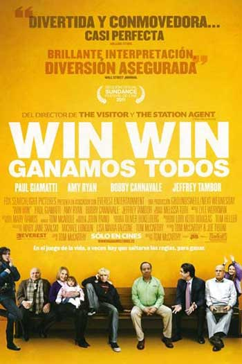 دانلود زیرنویس فیلم Win Win 2011