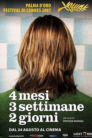 دانلود زیرنویس فیلم 4 Months, 3 Weeks and 2 Days 2007
