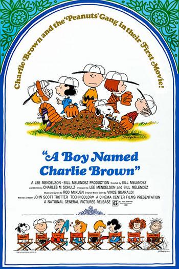 دانلود زیرنویس انیمیشن A Boy Named Charlie Brown 1969