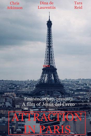 دانلود زیرنویس فیلم Attraction to Paris 2021