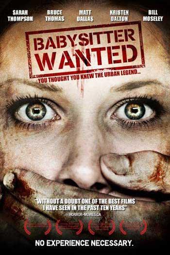 دانلود زیرنویس فیلم Babysitter Wanted 2008