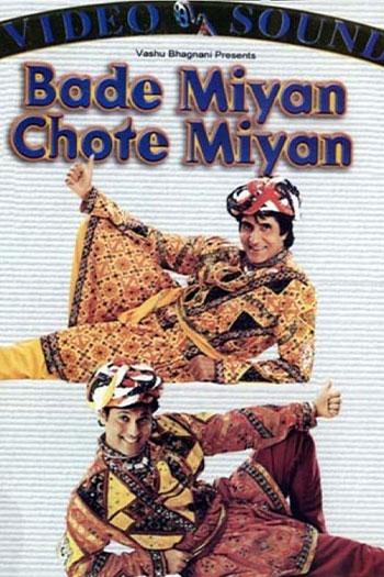 دانلود زیرنویس فیلم Bade Miyan Chote Miyan 1998