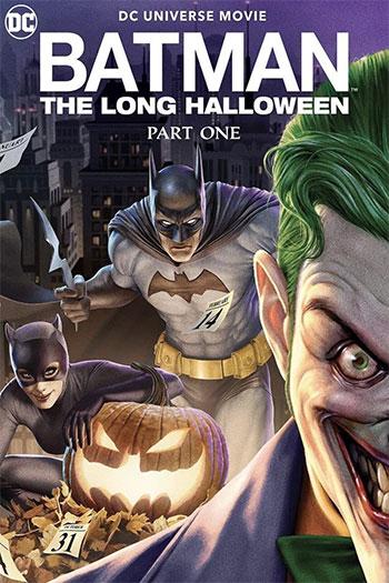 دانلود زیرنویس انیمیشن Batman: The Long Halloween, Part One 2021