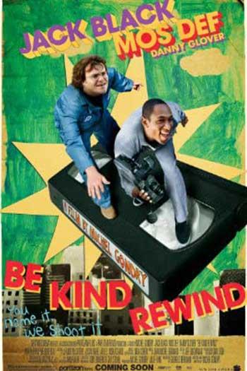 دانلود زیرنویس فیلم Be Kind Rewind 2008