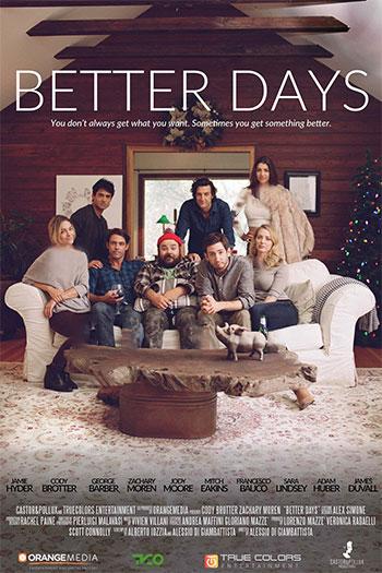 دانلود زیرنویس فیلم Better Days 2019