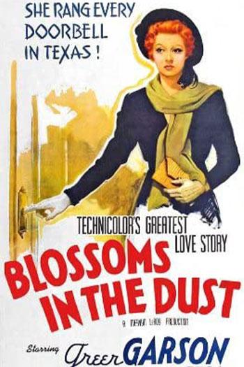 دانلود زیرنویس فیلم Blossoms In The Dust 1941