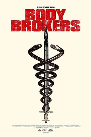دانلود زیرنویس فیلم Body Brokers 2021