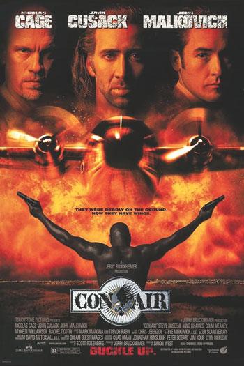 دانلود زیرنویس فیلم Con Air 1997