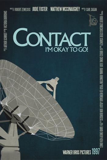 دانلود زیرنویس فیلم Contact 1997