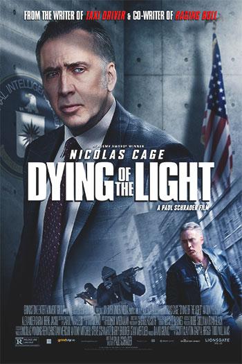 دانلود زیرنویس فیلم Dying of the Light 2014