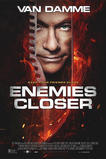 دانلود زیرنویس فیلم Enemies Closer 2013
