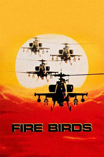دانلود زیرنویس فیلم Fire Birds 1990