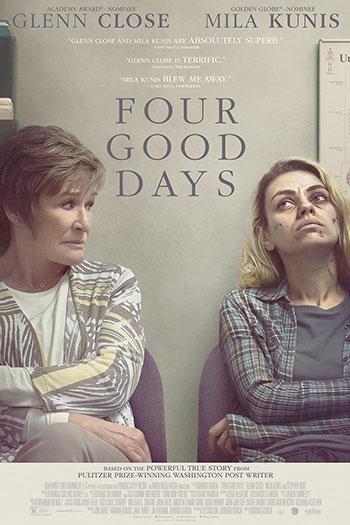 دانلود زیرنویس فیلم Four Good Days 2020