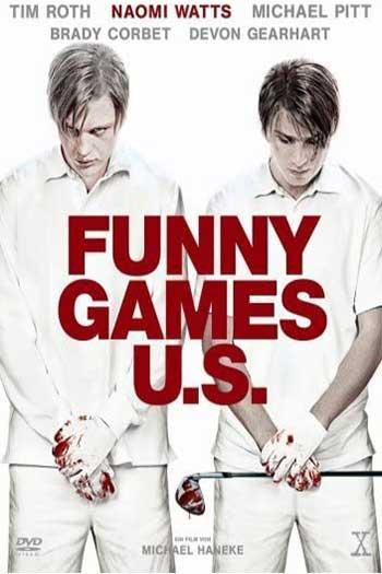 دانلود زیرنویس فیلم Funny Games 2007