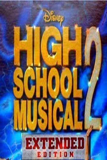 دانلود زیرنویس فیلم 2007 High School Musical 2