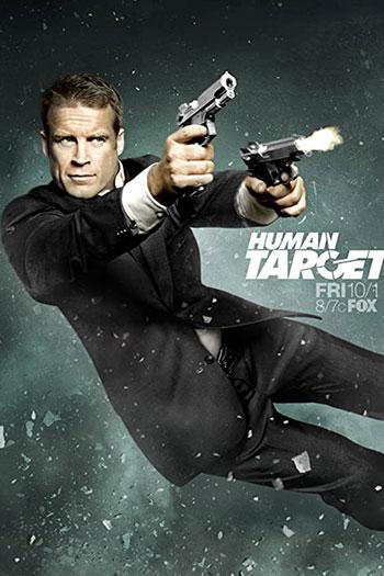 دانلود زیرنویس سریال Human Target