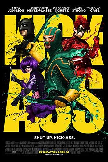 دانلود زیرنویس فیلم Kick-Ass 2010