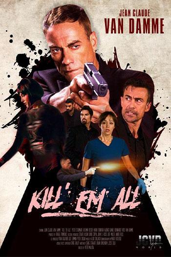 دانلود زیرنویس فیلم Kill 'Em All 2017