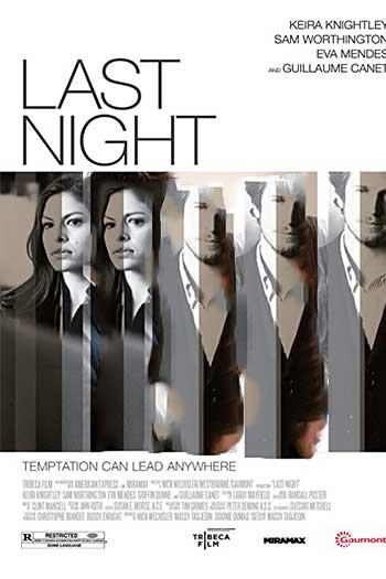 دانلود زیرنویس فیلم Last Night 2010