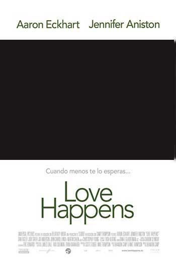 دانلود زیرنویس فیلم Love Happens 2009