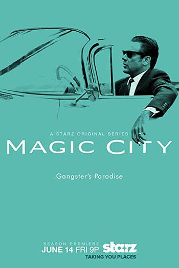 دانلود زیرنویس سریال Magic City