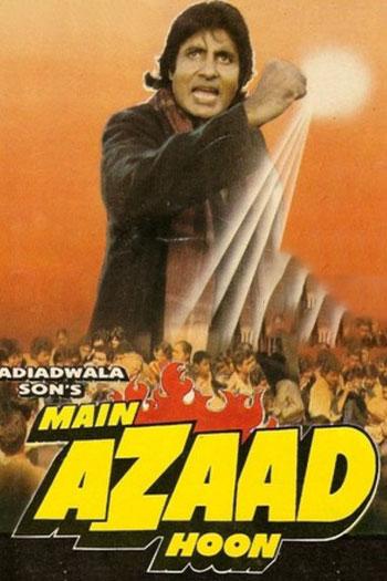 دانلود زیرنویس فیلم Main Azaad Hoon 1989