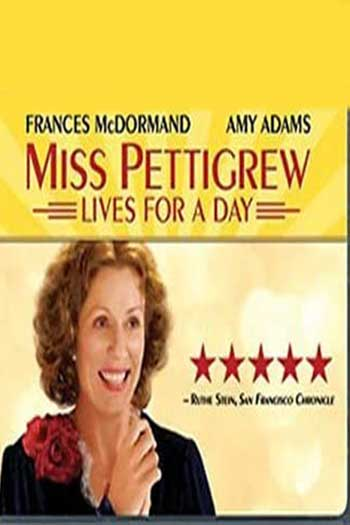 دانلود زیرنویس فیلم Miss Pettigrew Lives for a Day 2008