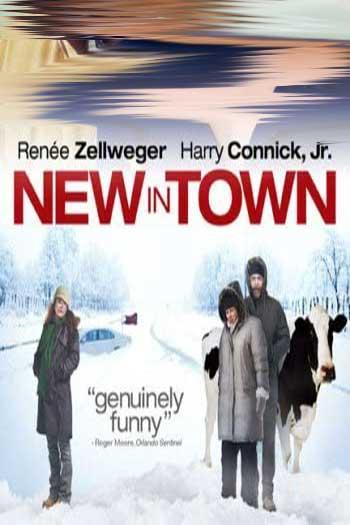 دانلود زیرنویس فیلم New in Town 2009