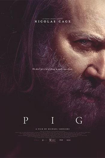 دانلود زیرنویس فیلم Pig 2021