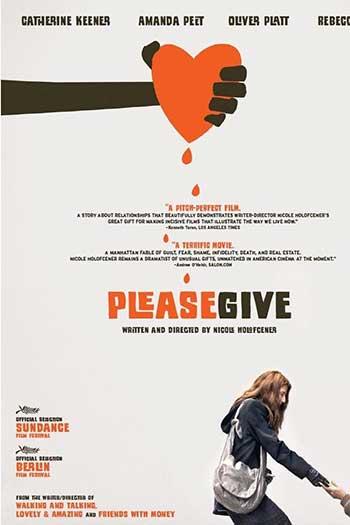 دانلود زیرنویس فیلم Please Give 2010