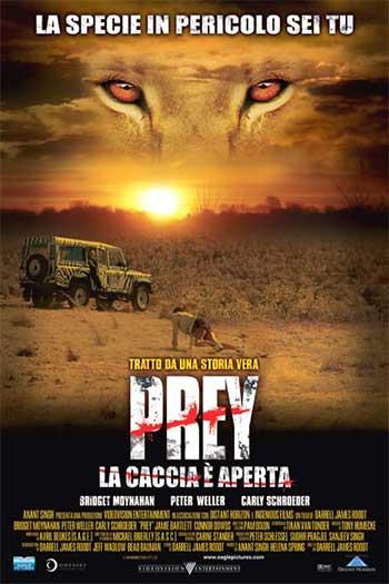 دانلود زیرنویس فیلم Prey 2007