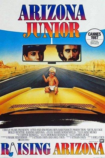 دانلود زیرنویس فیلم Raising Arizona 1987