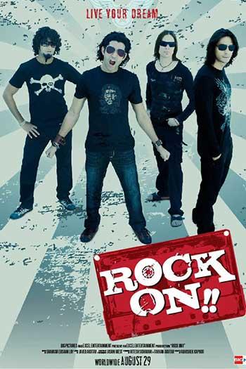 دانلود زیرنویس فیلم Rock On!! 2008
