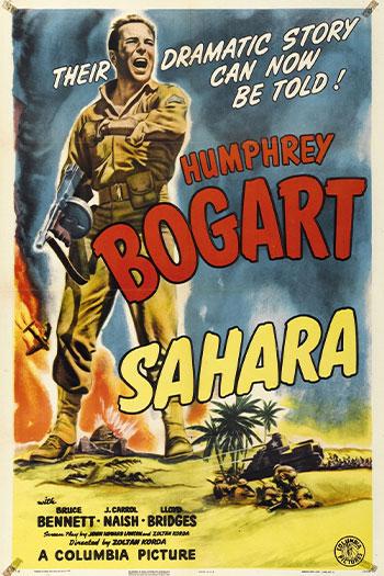 دانلود زیرنویس فیلم Sahara 1943
