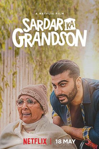 دانلود زیرنویس فیلم Sardar Ka Grandson 2021