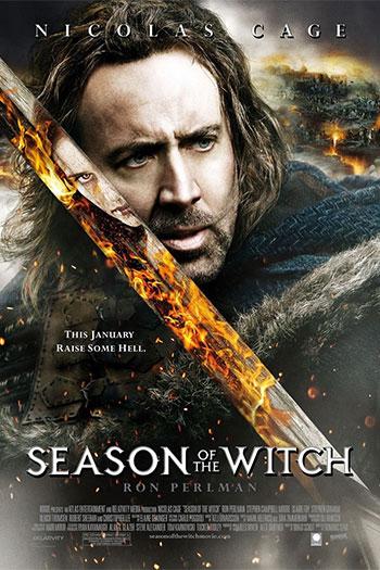 دانلود زیرنویس فیلم Season of the Witch 2011