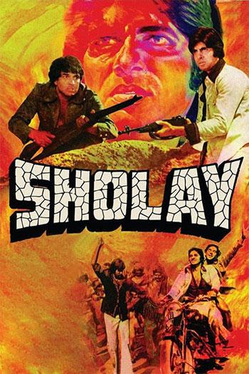 دانلود زیرنویس فیلم Sholay 1975