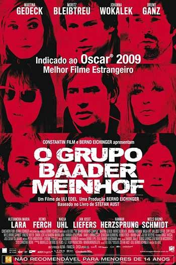 دانلود زیرنویس فیلم The Baader Meinhof Complex 2008