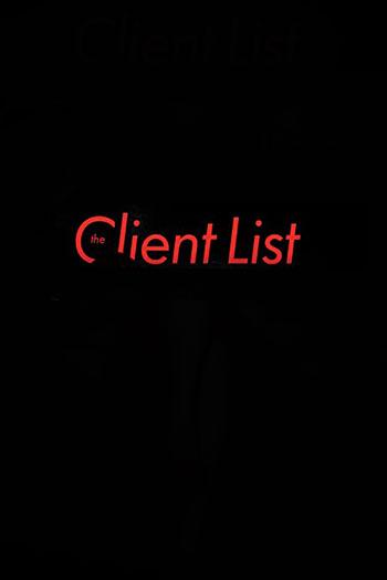 دانلود زیرنویس سریال The Client List