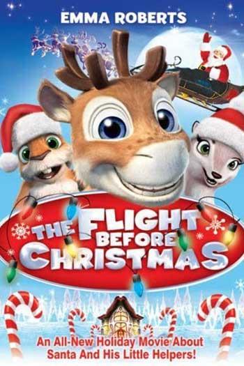 دانلود زیرنویس انیمیشن The Flight Before Christmas 2008
