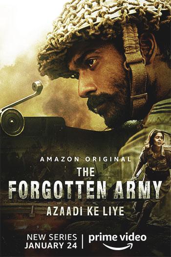 دانلود زیرنویس مینی سریال The Forgotten Army